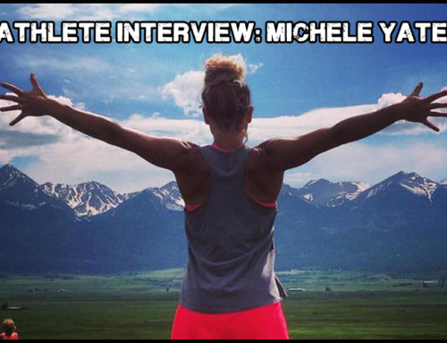 Athlete Interview: Michele Yates